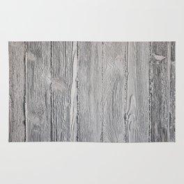 Concrete wood texture Rug