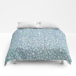 I Love Crack Comforters