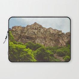Spring Cliffs Laptop Sleeve