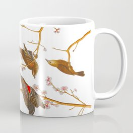 Red winged Starling, or Marsh Blackbird Coffee Mug