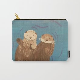 Otter Love - Saratoga Carry-All Pouch