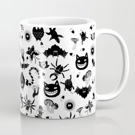 Ghibli creatures Coffee Mug