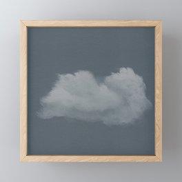 Dare to Dream - Cloud 51 of 100 Framed Mini Art Print