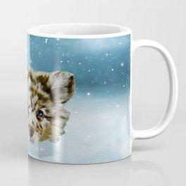 Snow dog Coffee Mug