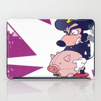 coke iPad Cases featuring A Disney-Coke Party by Department M