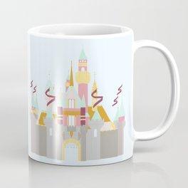 castle 5 Coffee Mug