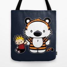 Hello Tiger Tote Bag