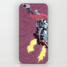Robot Trousers iPhone & iPod Skin