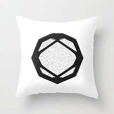 Symbol 2 Throw Pillow