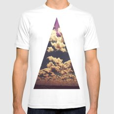 chicago Mens Fitted Tee White MEDIUM