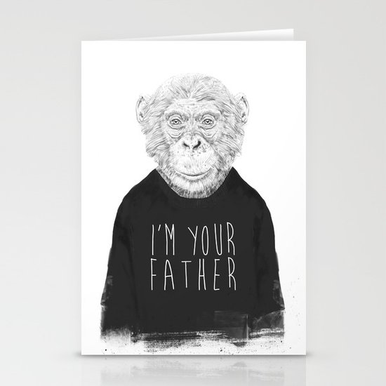 I'm your father Stationery Cards