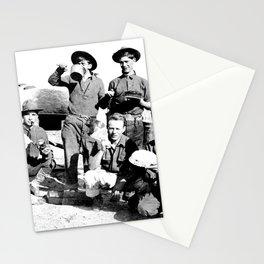 U.S. Cavalrymen (c.1919) Stationery Cards