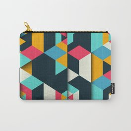 frames geometric colors Carry-All Pouch