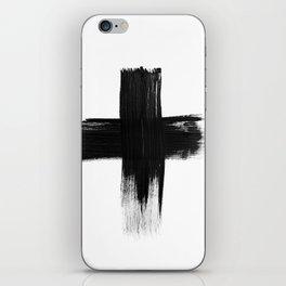 Cross iPhone Skin