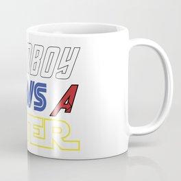 A Fanboy Knows A Hater Coffee Mug