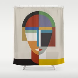 WOMEN AND WOMAN Shower Curtain