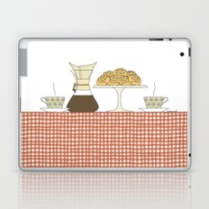 have a fika with me Laptop & iPad Skin