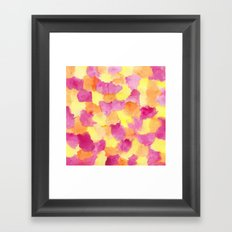 Heatwave Framed Art Print