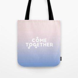 Feminist AF /// Spectrum Tote Bag