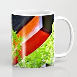 Leaf to Leave to Gate Coffee Mug