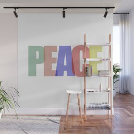 Peace (Color) Wall Mural