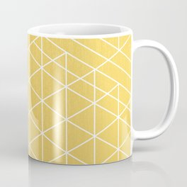 Golden Goddess Coffee Mug