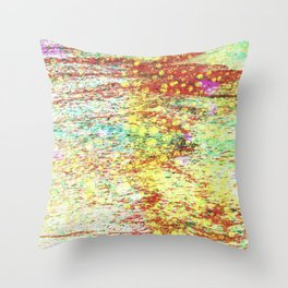 Sudz Tropical Punch Throw Pillow