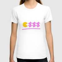 pacman T-shirts featuring Pacman by Isac