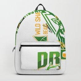 Druid Gamer D20 Dice Dungeon Dragon Gaming Gift T-Shirt Backpack