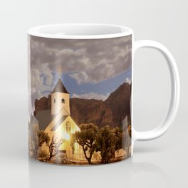 Chapel Among the Clouds Coffee Mug