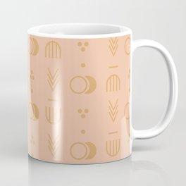 Harvest Geo Coffee Mug