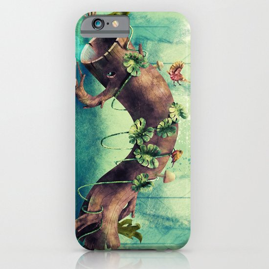 Forest Creature iPhone & iPod Case