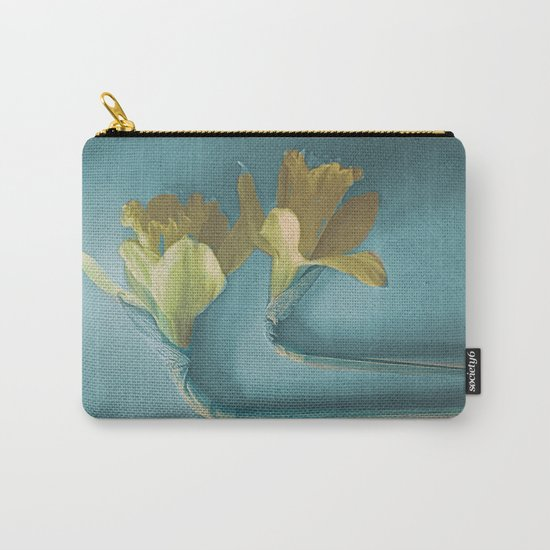 Narcisses Carry-All Pouch