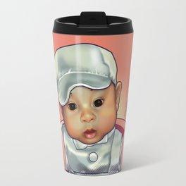 Y's Baby Crest Travel Mug