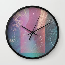 HOLLOW SURF Wall Clock