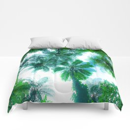 Pritty Tropicals Comforters