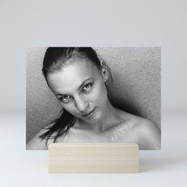 Scar Mini Art Print