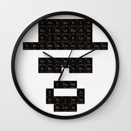 The little chemist Wall Clock