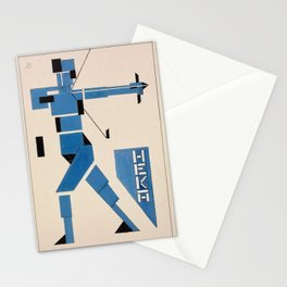 Theo van Doesburg - Archer Stationery Cards