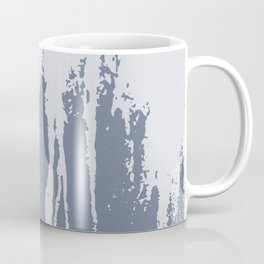 Scratched Paint Coffee Mug