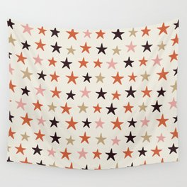 Star Pattern Color Wall Tapestry