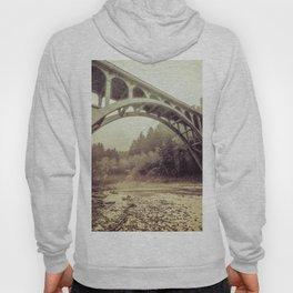 Cape Creek Bridge Oregon Coast Hoody