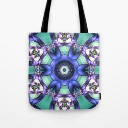 Allowing What Is Mandala Tote Bag