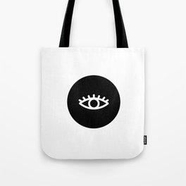 Bold Eye Tote Bag