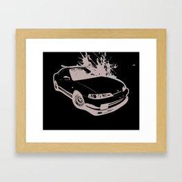 Integra Type R  Framed Art Print