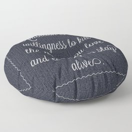 Jack Donaghy's throw pillow from 30 rock Floor Pillow