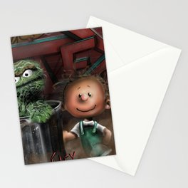 Homies Stationery Cards