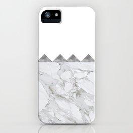 Adoring Grey iPhone Case