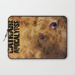 Cathair Apocalypse Book 1 Cover Laptop Sleeve
