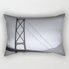 Lion's Gate Rectangular Pillow